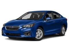 New 2018 Subaru Impreza 2.0i Sedan Concord New Hampshire