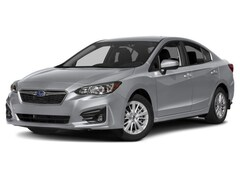 New 2018 Subaru Impreza Sedan Pittsburgh, Pennsylvania