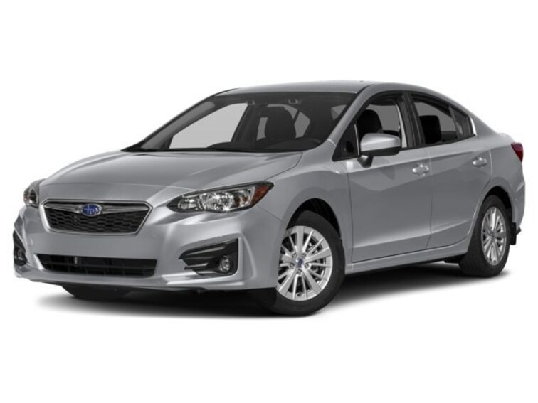 New 2018 Subaru Impreza 2.0i Sedan Idaho Falls ID