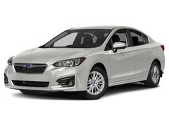 New 2018 Subaru Impreza 2.0i Sedan 4S3GKAA65J3611854 Buffalo, NY