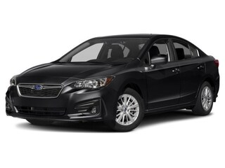 New 2018 Subaru Impreza 2.0i Premium Sedan 4S3GKAB62J3617657 for sale in the Chicago area