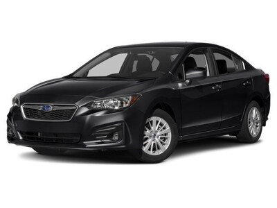 2018 Subaru Impreza 2.0i Premium with EyeSight, Blind Spot Detection, Moonroof & Starlink Sedan