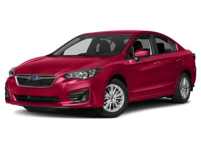 New 2018 Subaru Impreza 2.0i Premium with EyeSight, Blind Spot Detection & Starlink Sedan for sale near olean ny
