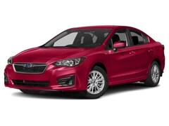 New 2018 Subaru Impreza 2.0i Premium with EyeSight, Blind Spot Detection & Starlink Sedan in Waco, TX