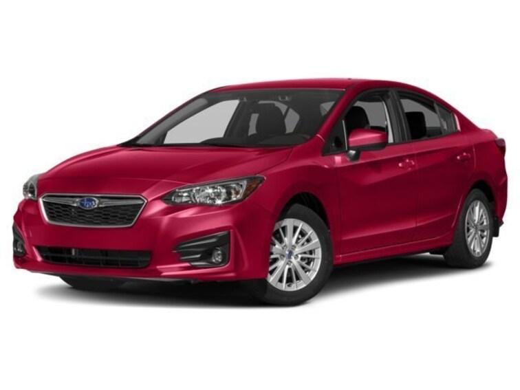 Used 2018 Subaru Impreza Premium Sedan for sale in Cheyenne, WY at Halladay Subaru