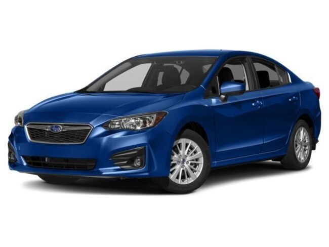 New 2018 Subaru Impreza 2.0i Premium with EyeSight, Blind Spot Detection & Starlink Sedan in Bangor