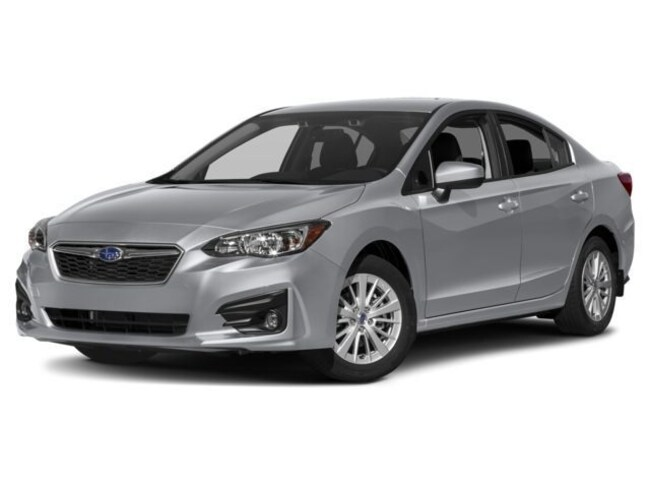 New 2018 Subaru Impreza 2.0i Premium with EyeSight, Blind Spot Detection, Moonroof & Starlink Sedan Grand Rapids, MI