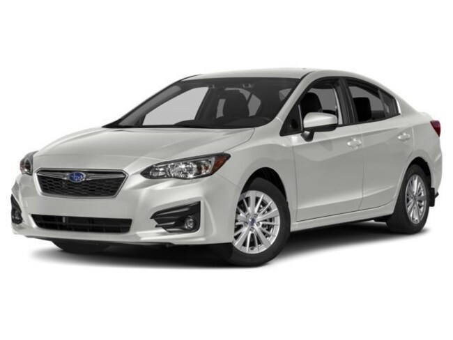 New 2018 Subaru Impreza 2.0i Premium Sedan in Bay Shore, MI