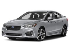 2018 Subaru Impreza 2.0i Sport with Eyesight, Moonroof, Blind Spot Detection & Starlink Sedan