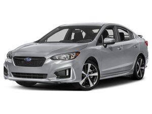 2018 Subaru Impreza 2.0i Sport with Eyesight, Moonroof, Blind Spot Detection & Starlink
