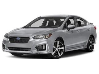 New 2018 Subaru Impreza 2.0i Sport with Eyesight, Moonroof, Blind Spot Detection & Starlink Sedan Oregon City, OR