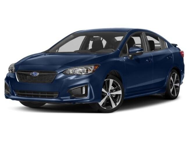 New 2018 Subaru Impreza 2.0i Sport Sedan For sale near Tacoma WA