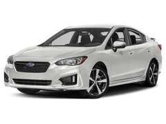 New 2018 Subaru Impreza 2.0i Sport with Eyesight, Moonroof, Blind Spot Det Sedan in Norfolk, VA