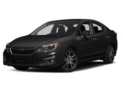 New 2018 Subaru Impreza 2.0i Limited with EyeSight, Moonroof, Blind Spot Detection & Starlink Sedan For sale near Manhattan
