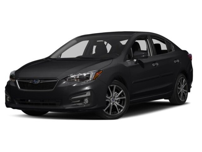 New 2018 Subaru Impreza 2.0i Limited with EyeSight, Moonroof, Blind Spot Detection & Starlink Sedan Orland Park