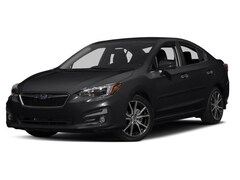 New 2018 Subaru Impreza 2.0i Limited with EyeSight, Moonroof, Blind Spot Detection, Navigation & Starlink Sedan for sale on Long Island at Riverhead Bay Subaru