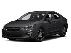New 2018 Subaru Impreza 2.0i Limited with EyeSight, Moonroof, Blind Spot Detection, Navigation & Starlink Sedan for Sale in Waldorf