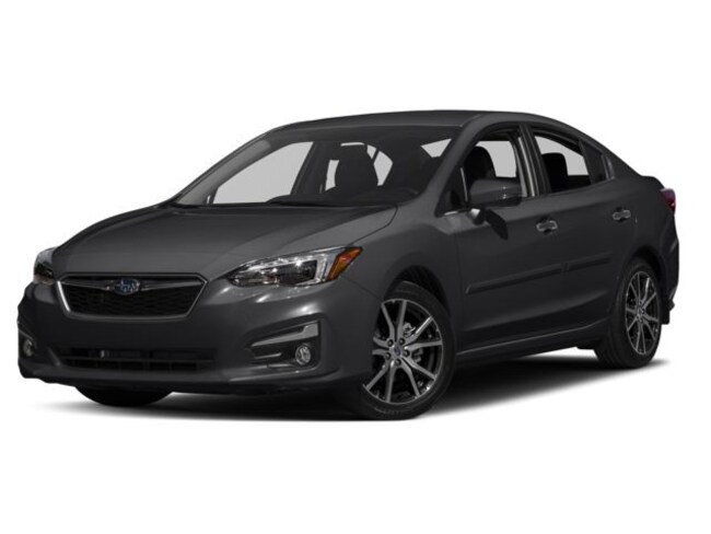New 2018 Subaru Impreza 2.0i Limited with EyeSight, Moonroof, Blind Spot Detection & Starlink Sedan for sale in Merrillville
