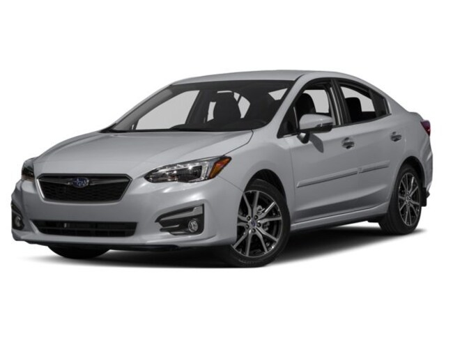 New 2018 Subaru Impreza 2.0i Limited with EyeSight, Moonroof, Blind Spot Detection, Navigation & Starlink Sedan for sale near Fort Lauderdale, FL at Coconut Creek Subaru