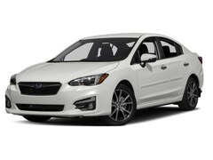 New 2018 Subaru Impreza 2.0i Limited with EyeSight, Moonroof, Blind Spot D Sedan in Moline, IL