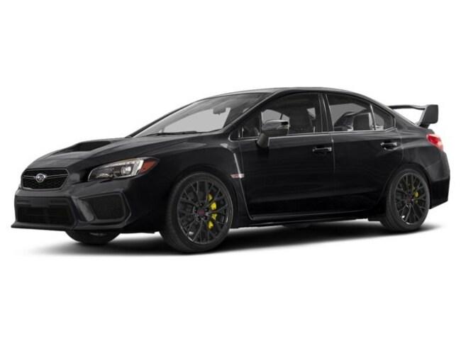 New 2018 Subaru WRX STI Sedan in Bennington, VT
