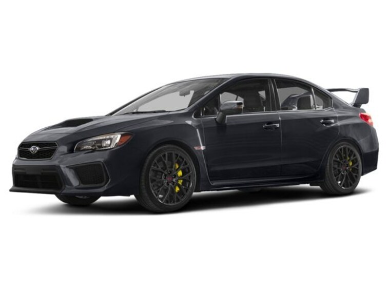 New 2018 Subaru WRX STI Sedan in Twin Falls, ID