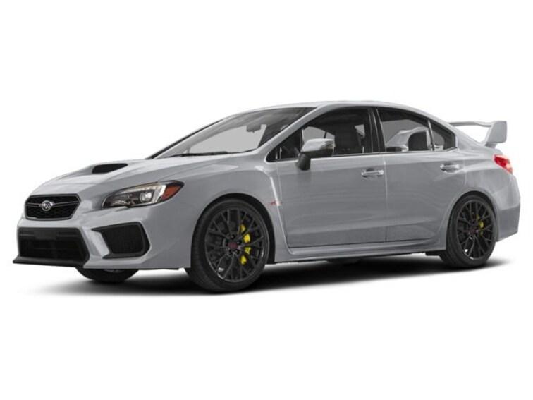 New 2018 Subaru Wrx Sti For Sale Or Lease Near Pittsburgh Pa