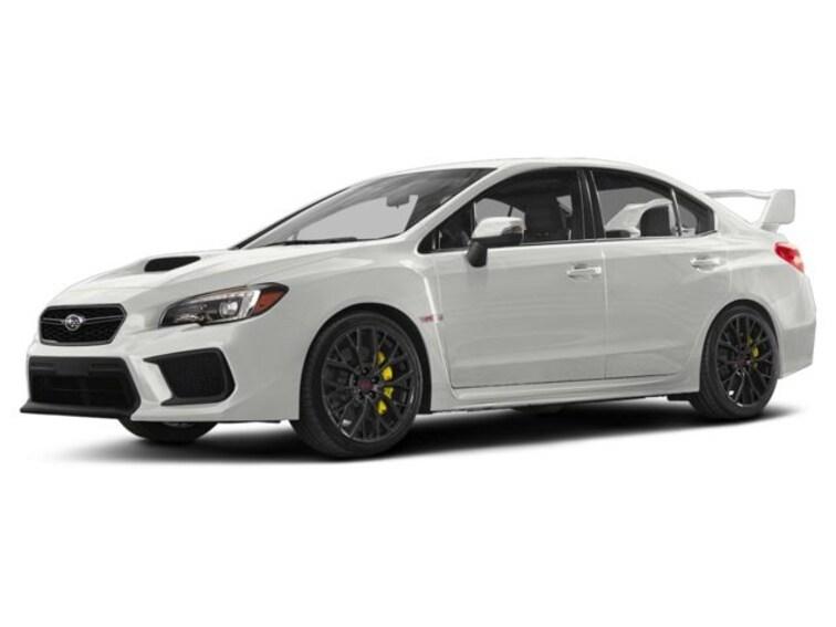 New 2018 Subaru WRX STI Type RA Oakland CA