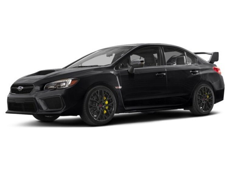 New 2018 Subaru WRX STI Limited w/Wing Sedan in Torrance, California