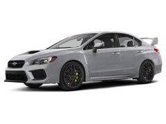 2018 Subaru WRX STI Limited w/Wing Sedan