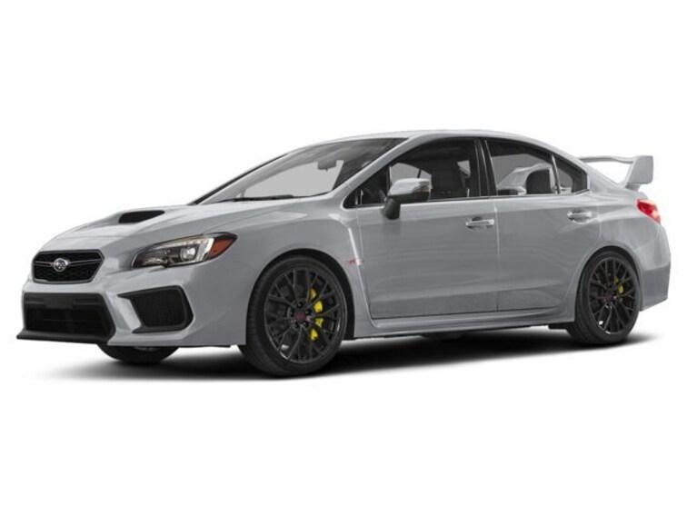 New 2018 Subaru WRX STI Limited Sedan San Jose, CA