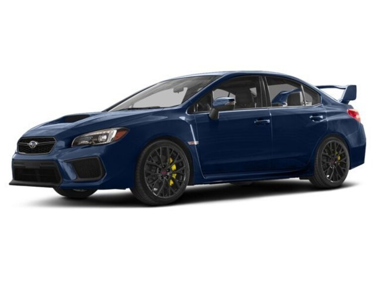 New 2018 Subaru WRX STI Limited w/Wing Sedan in Allentown, PA