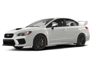 New 2018 Subaru WRX STI Limited w/Wing Sedan JF1VA2W6XJ9839229 Dover, DE