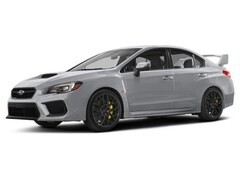 New 2018 Subaru WRX STI Limited with Lip Sedan JF1VA2T60J9833461 S11032 in Oklahoma City