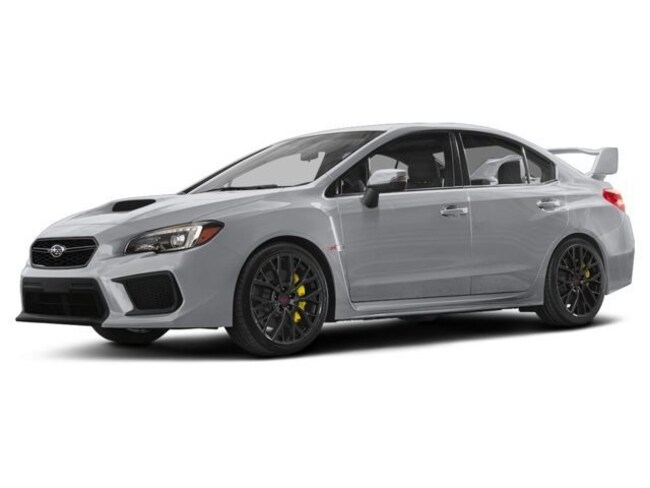 New 2018 Subaru WRX STI Limited with Lip Sedan Oklahoma City, OK