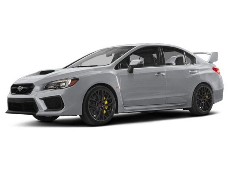 New 2018 Subaru WRX STI Limited with Lip Sedan Oklahoma City, OK