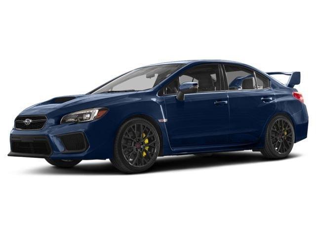 2018 Subaru WRX STI Limited with Lip Sedan