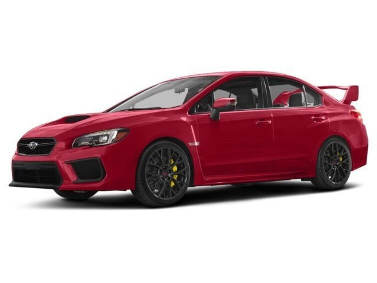 New 2018 Subaru WRX STI Limited with Lip Sedan in Torrance, California