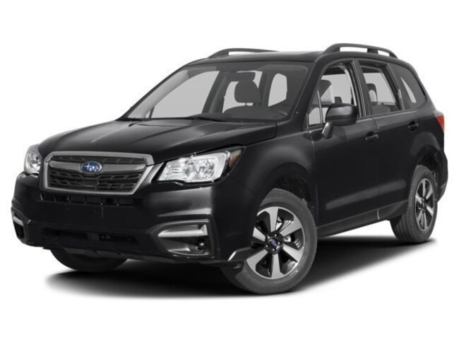 New 2018 Subaru Forester 2.5i Premium Black Edition with Starlink SUV near Boston