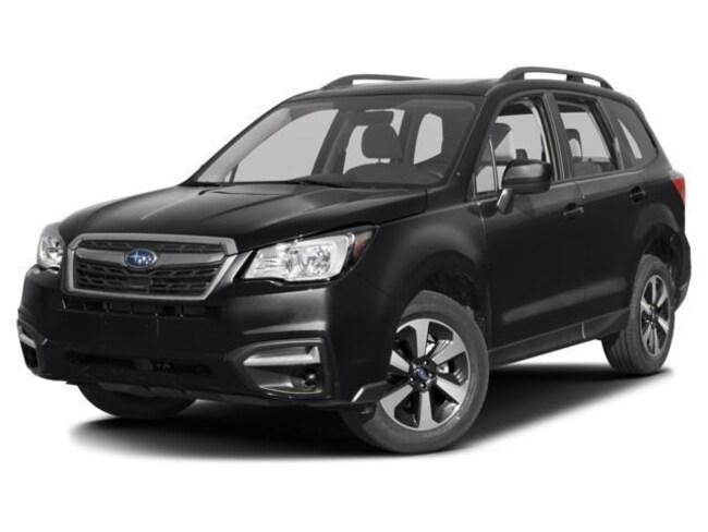 2018 Subaru Forester 2.5i Premium Black Edition with Starlink SUV