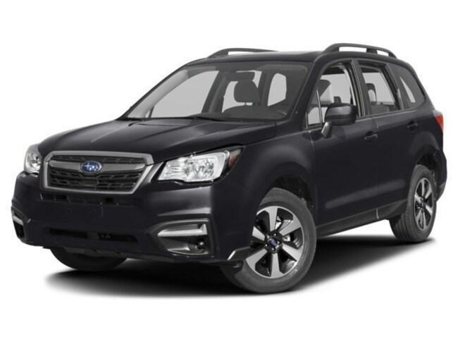 New 2018 Subaru Forester 2.5i Premium Black Edition with Starlink SUV in Bangor