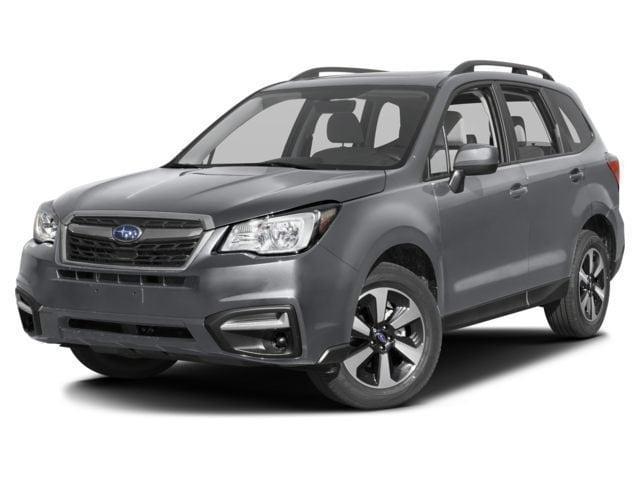 2018 Subaru Forester 2.5i Premium Black Edition with Starlink SUV