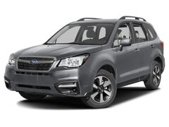 New 2018 Subaru Forester 2.5i Premium Black Edition with Starlink SUV in Charlottesville