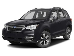 2018 Subaru Forester 2.5i Premium with Black Edition + EyeSight