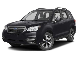2018 Subaru Forester 2.5i Premium with Black Edition + EyeSight SUV JF2SJAGC5JH550486