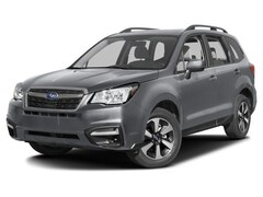 New 2018 Subaru Forester 2.5i Premium with Black Edition + EyeSight SUV JF2SJAGC3JH539325 in Queensbury