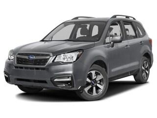 2018 Subaru Forester 2.5i Premium with Black Edition + EyeSight SUV