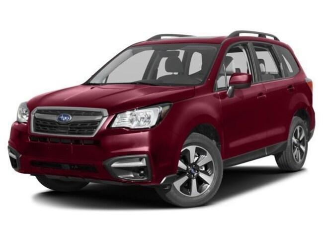 2018 Subaru Forester 2.5i Premium SUV