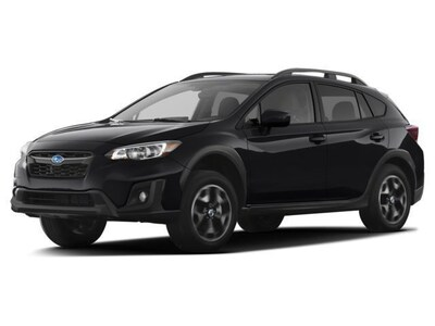 2018 Subaru Crosstrek 2.0i Premium with EyeSight, Moonroof, Blind Spot Detection, Rear Cross Traffic Alert, and Starlink SUV