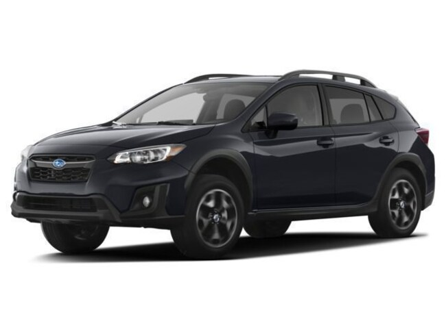 New 2018 Subaru Crosstrek 2.0i Premium w/ EyeSight, Moonroof, Blind Spot Det SUV in Bangor